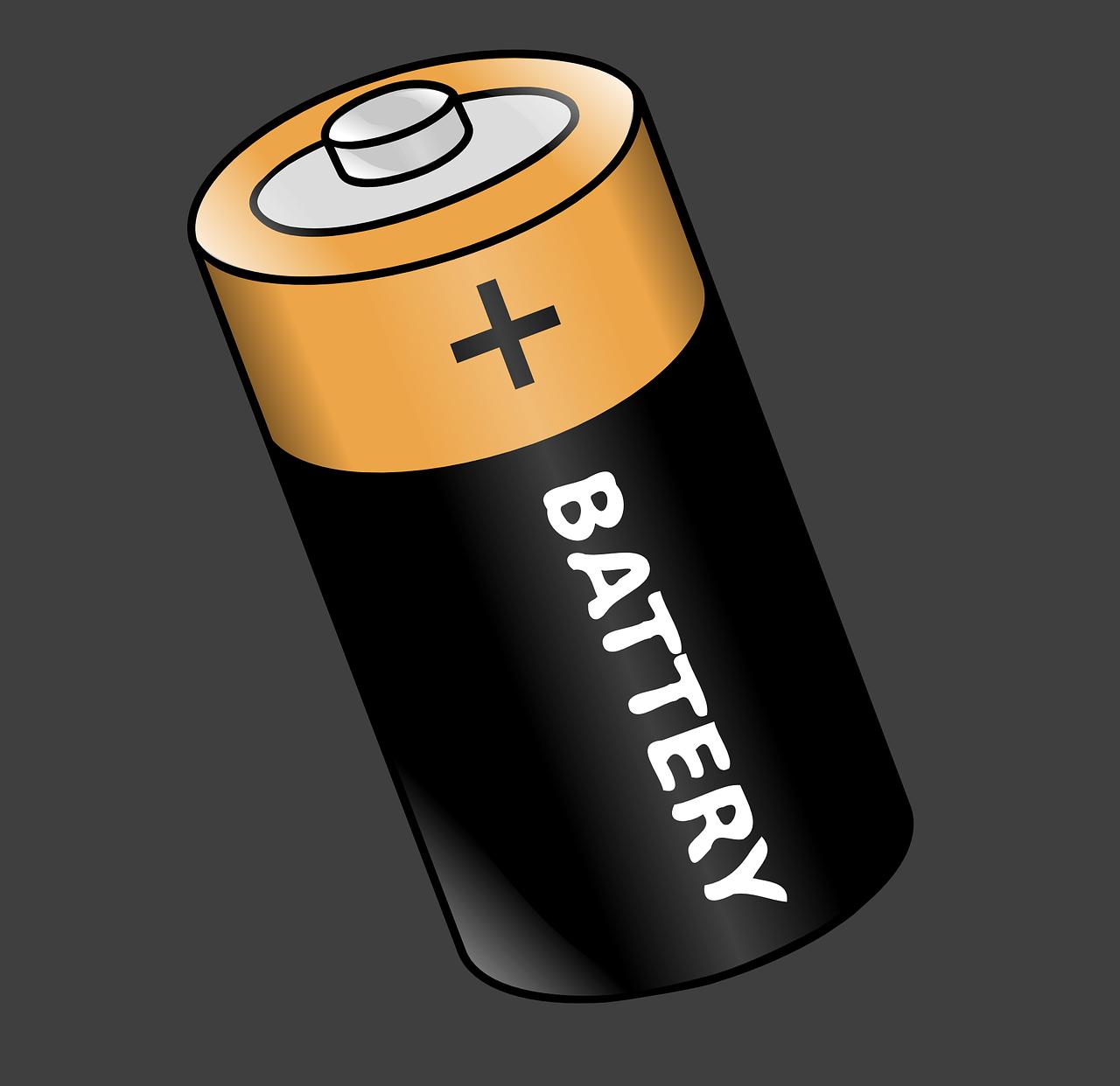 Ladda upp med batterier